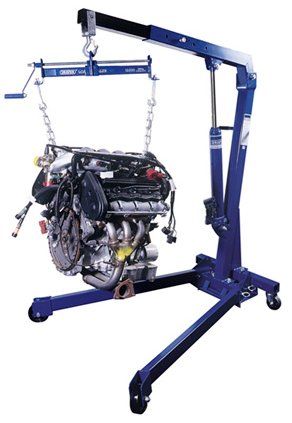 Lifting Device For Cab Into Vehicle Suggestions