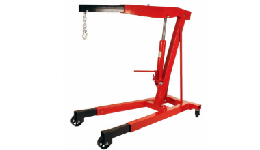 Dragway Tools 3 Ton Engine Hoist Review Knockoutengine