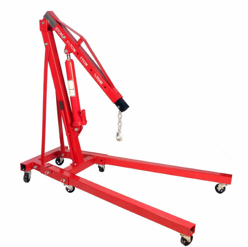 Best Choice Products Engine Stand 1000lb Pro Stand Hoist Lift Automotive Tools Shop Equipment New
