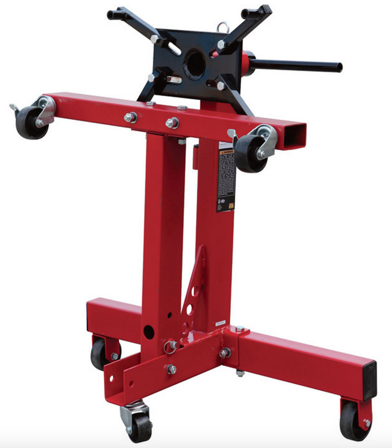 Engine Lift Arms : Strongway folding engine stand review knockoutengine