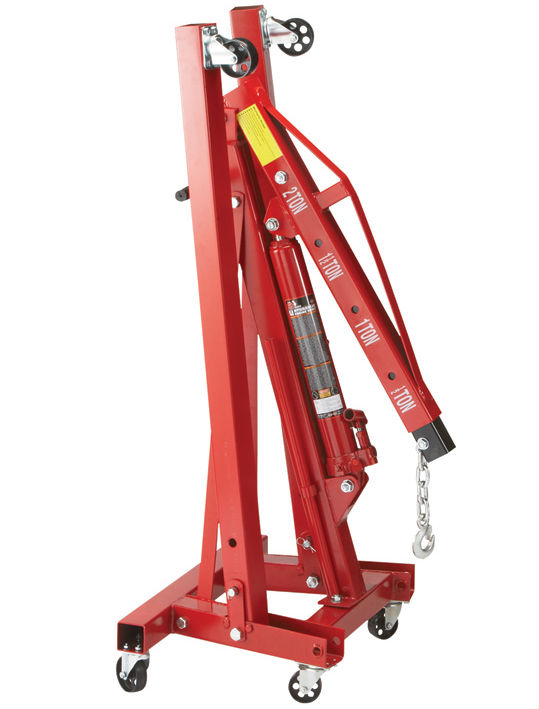 Torin T32002 Engine Hoist With Load Leveler Review