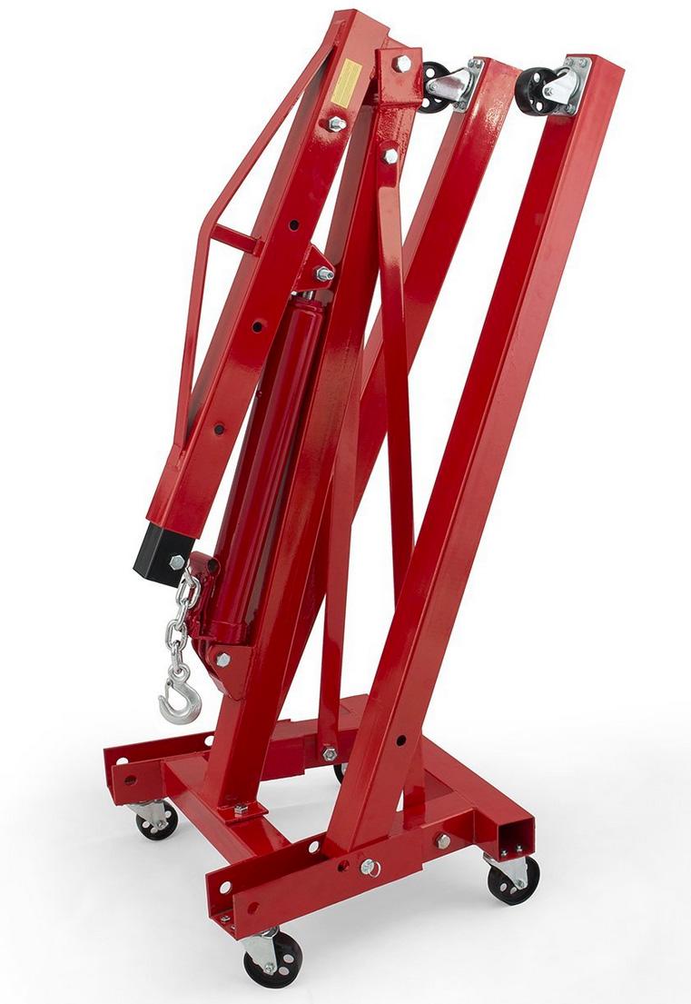 Cherry Picker Jack Parts : Arksen ton hydraulic engine hoist review knockoutengine
