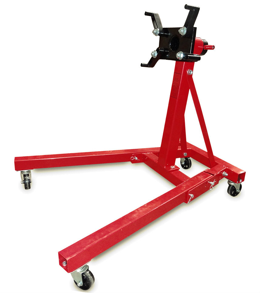 Generic 2000 Lb Engine Stand Review Knockoutengine