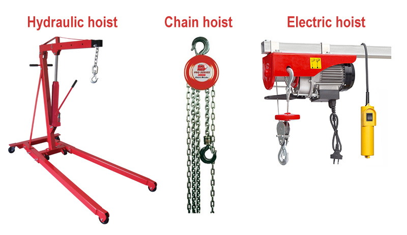 KnockOutEngine | Engine Hoist and Lifting guide - Part 5