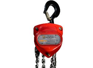 How a manual chain hoist works? | KnockOutEngine