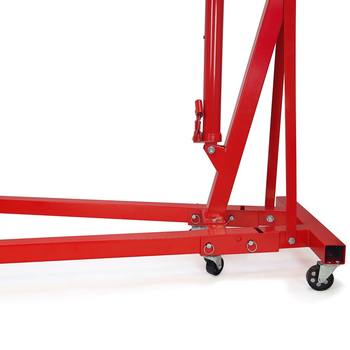 Cherry Picker Lift : Stkusa ton cherry picker engine hoist knockoutengine