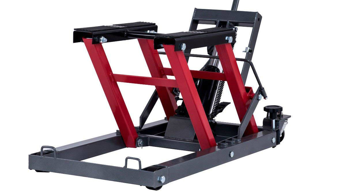 Best motorcycle jacks and lifts